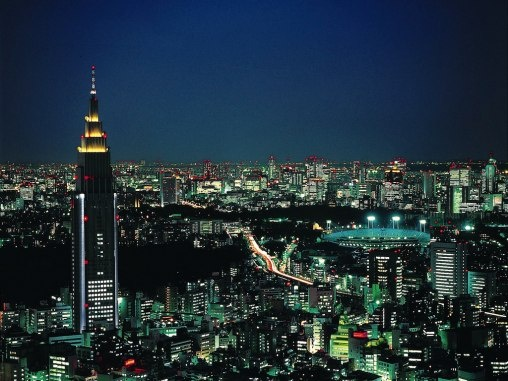 Tokyo Travel: Anna Sui's Picks for Hotels and Attractions : Condé Nast Traveler