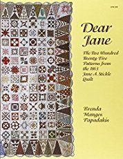 The Dear Jane pattern, based on the popular quilt pattern, comes in five parts. Yes, I said five, that's not a typo. Each of those five parts is broken into four smaller chart sections, for 2…