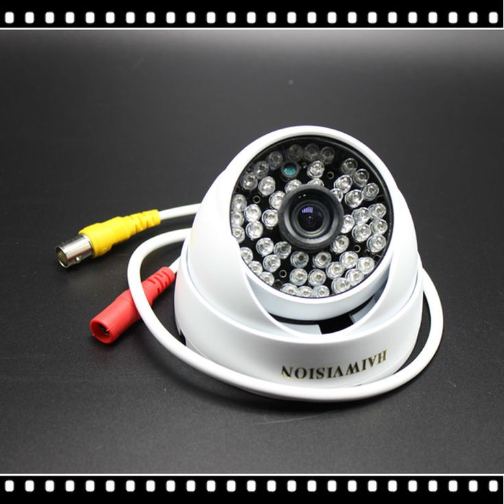 $21.99 (Buy here: https://alitems.com/g/1e8d114494ebda23ff8b16525dc3e8/?i=5&ulp=https%3A%2F%2Fwww.aliexpress.com%2Fitem%2FVandalproof-2500-TVL-48Pcs-IR-LED-Color-Outdoor-Indoor-Dome-Camera-Security-CCTV-AHD-Camara-resistente%2F32724255868.html ) Vandalproof  2500 TVL 48Pcs IR LED Color Outdoor Indoor Dome Camera Security CCTV AHD Camara resistente al agua for just $21.99