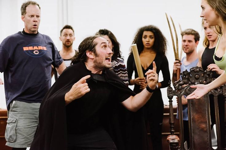 Ross Noble is currently starring in Mel Brooks' adaptation of Young Frankenstein on London's West End