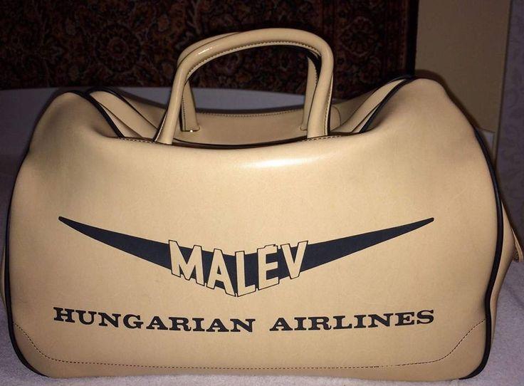 Malev Airlines Bag