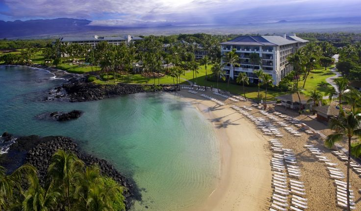 the Fairmont Orchid.  I want to go back!