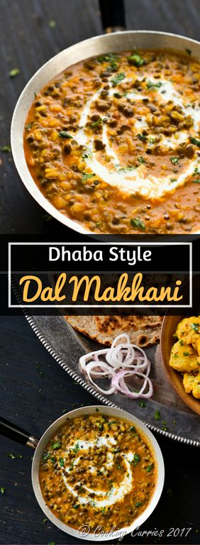 Pakistanische Küche Rezepte Dhaba Style Dal Makhani | Cooking Curries - Recipes In