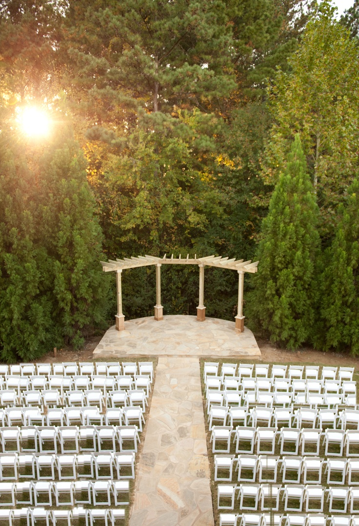 Venue 92 is a Woodstock Wedding and