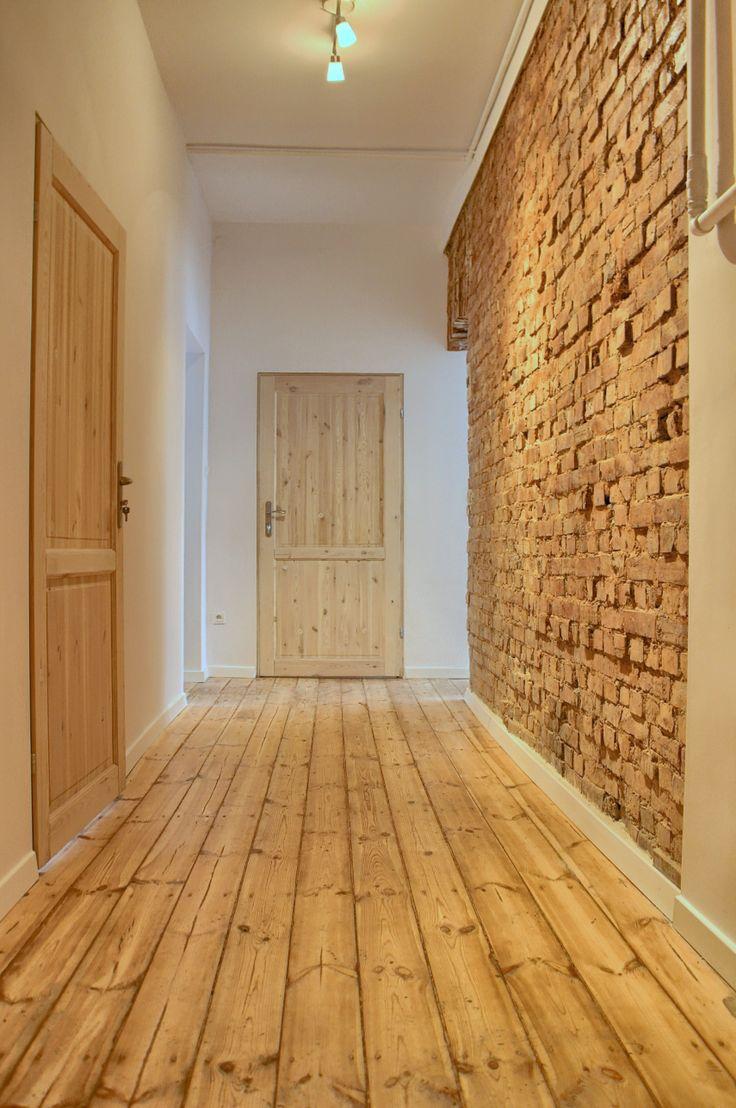 Old wooden floor!