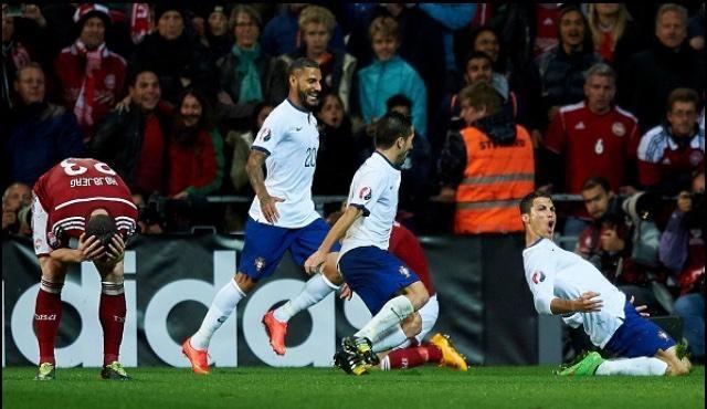 Cristiano Ronaldo has scored 17 Euro Qualification goals:  2004 - 0 goals 2008 - 8 goals 2012 - 7 goals 2016 - 2 goal