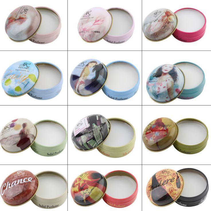 Universele Duurzaam Echt Bad & Lichaam Werkt Effen Magic Body Cream Dame Solide Parfum Body Balm Geuren Drop Verzending