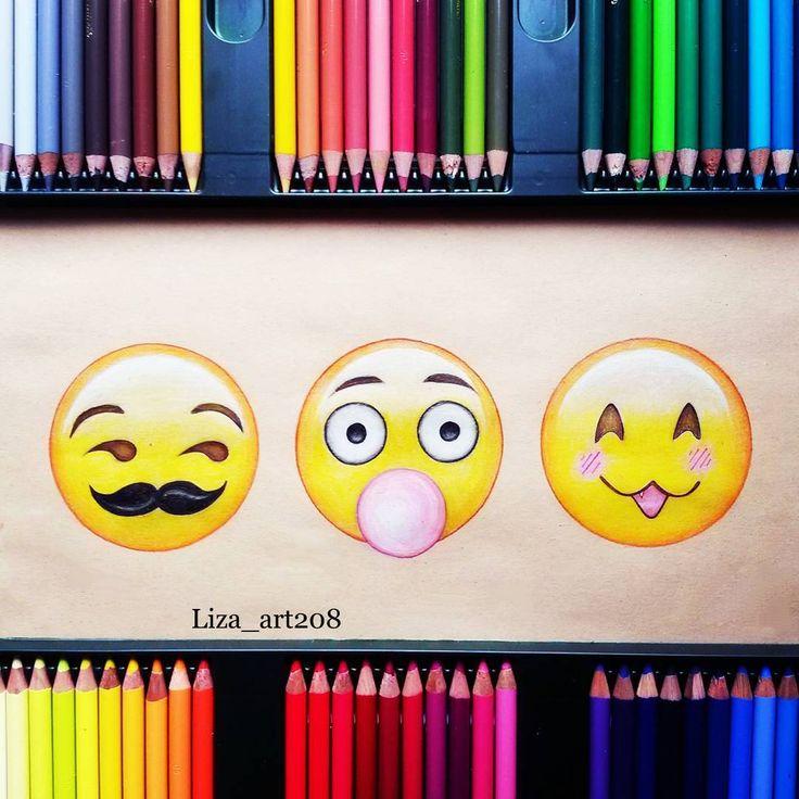 Emojis dibujos!! ♥ Pinterest: canduucorvalan ♥