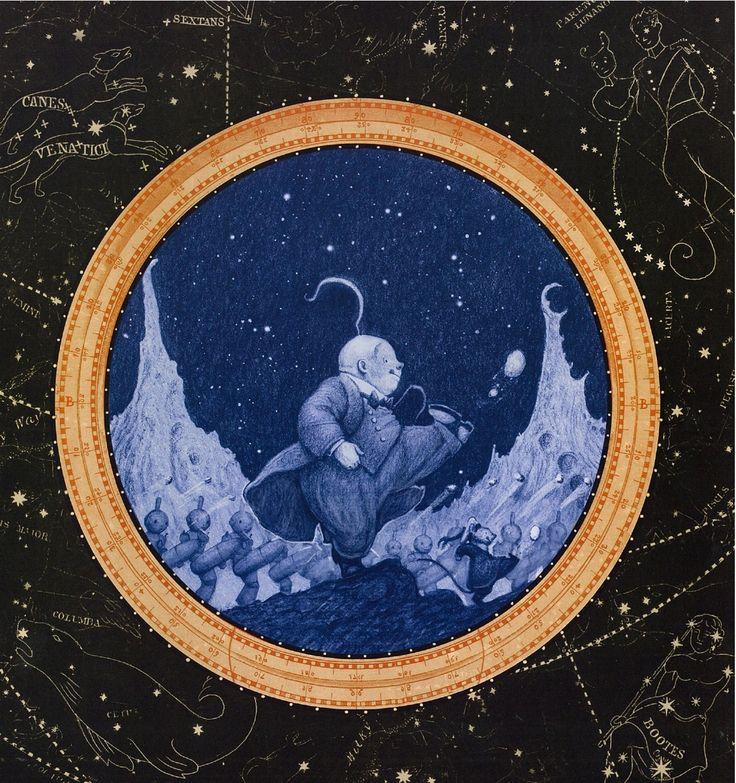 William Joyce.  The Man in the Moon