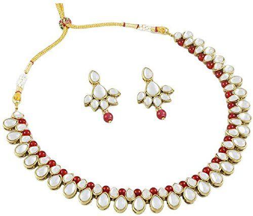 Traditional Ethnic Indian Bollywood Gold Plated White Pea... https://www.amazon.com/dp/B01MTB54WK/ref=cm_sw_r_pi_dp_x_o7xNybBWDWJ1Q