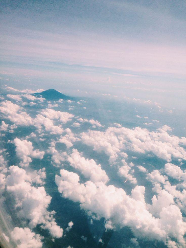 Indonesia sky view