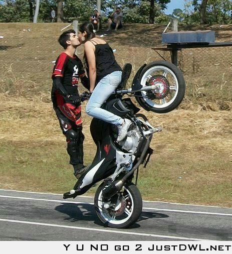 Pretty cool bike stunt | bike Stunts | Pinterest | Cool Bikes, A Skull