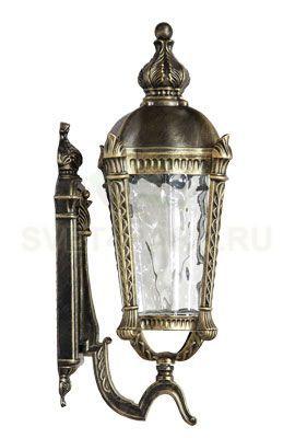 Уличный настенный светильник Тулуза G8609S