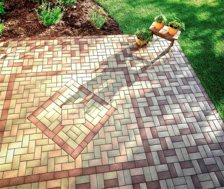 Patio Stone Designs Online: PVC Decking, Trim, Porch & Railings