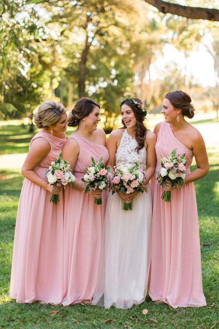 Best 25 one shoulder hair ideas on pinterest cute hairstyles a vintage inspired garden wedding navy bridesmaid dressesdrink ombrellifo Images