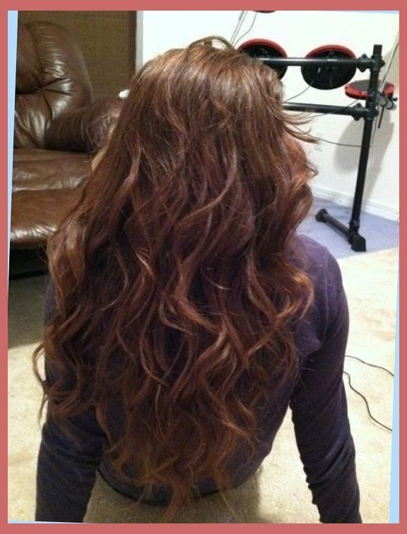 Wavy Perm On Pinterest Long Curly Layers Celebrity Haircuts And Pertaining To Perms