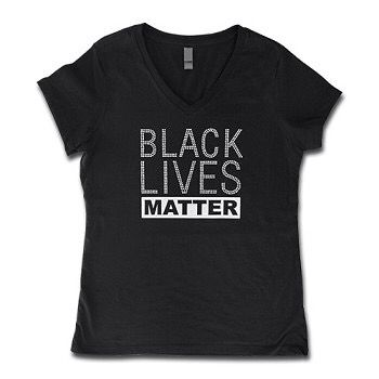 For the ladies. Men sizes coming soon. #Blacklivesmatter.