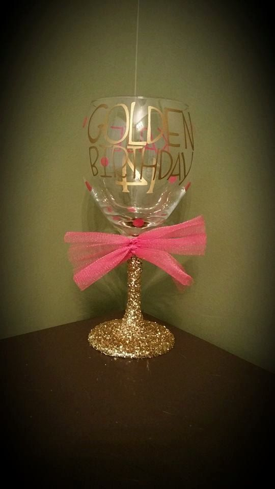best 25  21st birthday glass ideas on pinterest