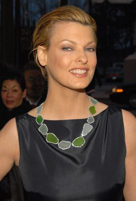 ** IMDb.com - Linda Evangelista **   -- DIG HER NECKLACE!!... (The Stone's look a bit Washed-out against the Black Satin... Would look Great w/ Diff Background Color / Lighter Shade!!..)   -- Photo by Theo Wargo - Image courtesy of WireImage.com   -- Direct Link to Photo = http://www.imdb.com/name/nm0262465/mediaviewer/rm153196032