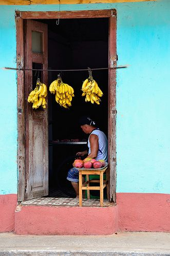 Trinidad, Cuba by Gedsman, via Flickr