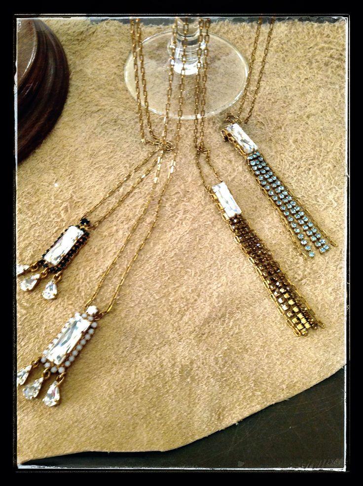 Necklace Tachete'