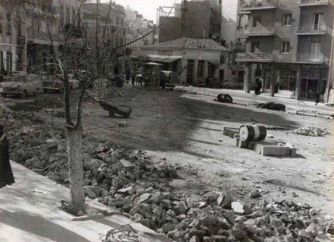 Σπάνιες φωτογραφίες από την οδό Πατησίων βγαλμένες από παραμύθι – Reader's Digest