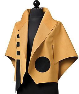 Chop by Teresa+Maria+Widuch: Ultrasuede+Jacket available at www.artfulhome.com