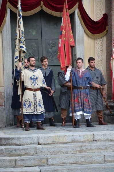 Traslazione della Croce in contrada San Domenico, ora tutto è compiuto | Legnano24