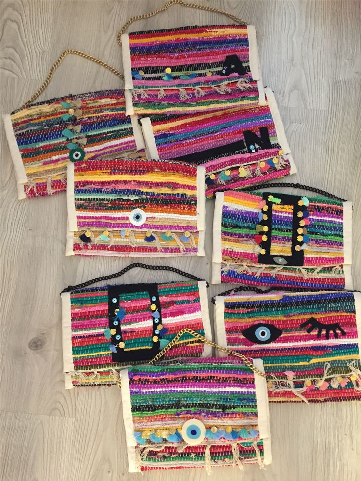 koorelou bags handmade by cotton prince