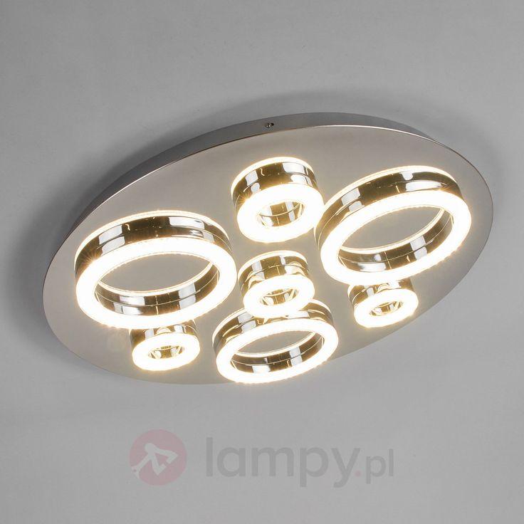 Ściemnialna lampa sufitowa LED Matea 4018039