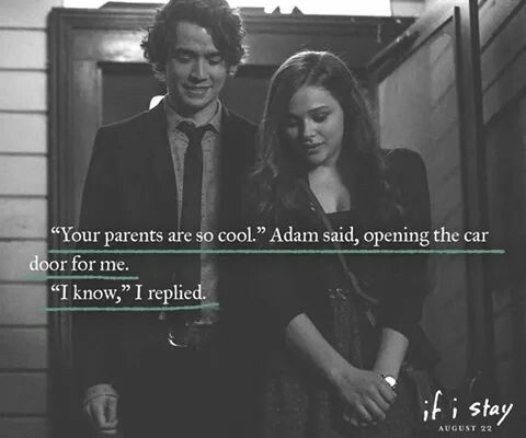 If I Stay Adam Quotes 15730 Movieweb