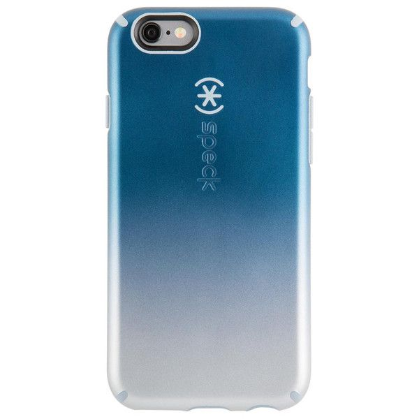 Speck iPhone 6/6s CandyShell Inked Luxury Case - Silver Ombre / Nickel Grey