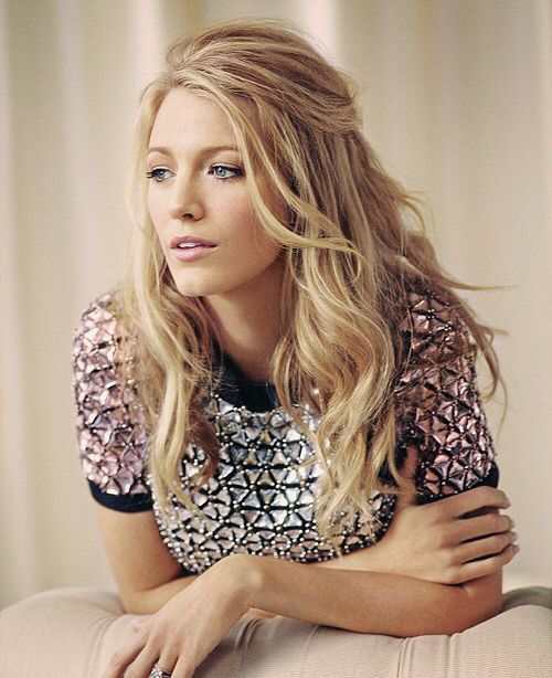 The always-flawless Blake Lively
