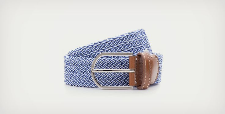 Beltology Has A Woven Belt For Every Occasion
