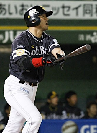 Nobuhiko Matsunaka (Fukuoka SoftBank Hawks)
