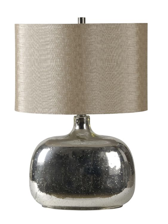 """Barilla Table Lamp 23"""" tall for living room"""
