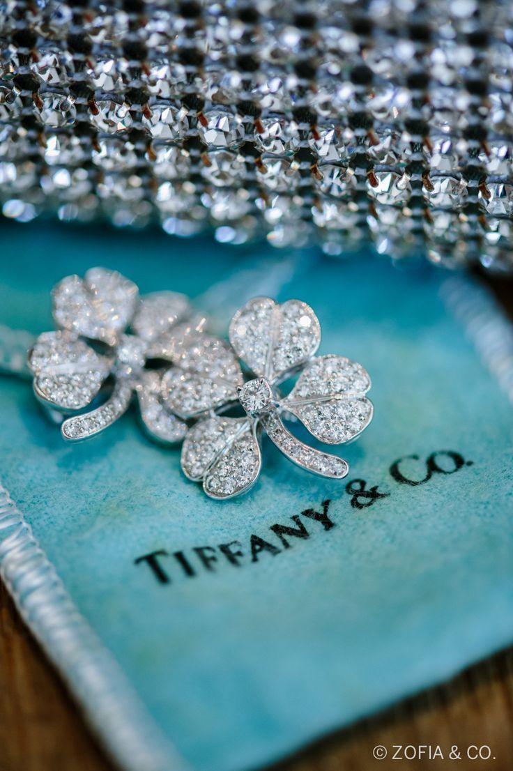 FashionJewelleryModern | RosamariaGFrangini || Tiffany&Co Diamond Earrings