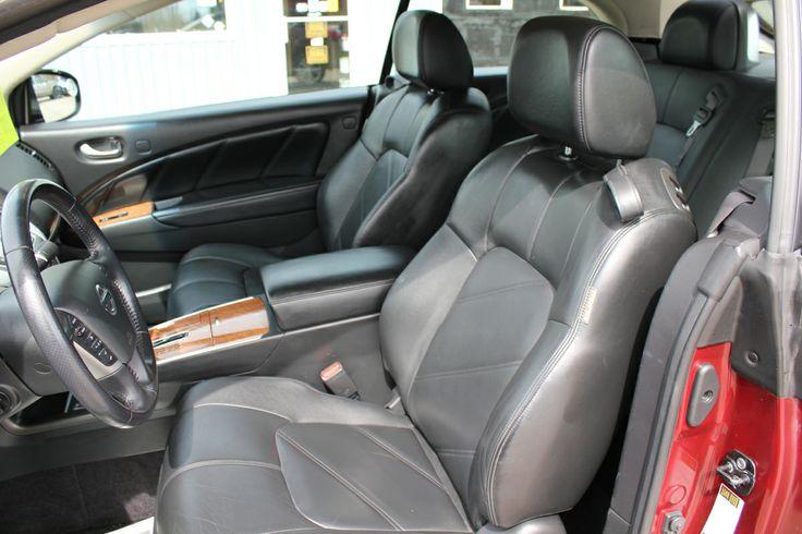 Heated Steering Wheel, Heated Leather Seats