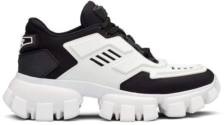 Prada Cloudbust Thunder Sneakers Farfetch Sneakers Prada Sneakers Prada