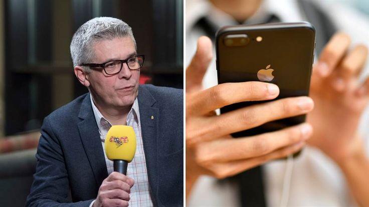 Säpo: Din telefon kan vara avlyssnad | Nyheter | Expressen