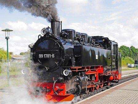 Locomotiva A Vapor, Rasender Roland