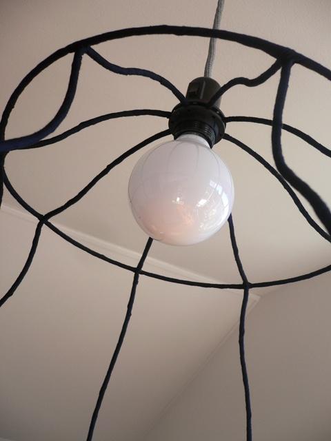 87 best coloured lamp flex images on pinterest light fixtures covered in black ribbon keyboard keysfo Gallery
