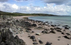 Coldingham Beach, Scotland
