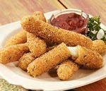 Mozarella Sticks...oe of my favorite foods!
