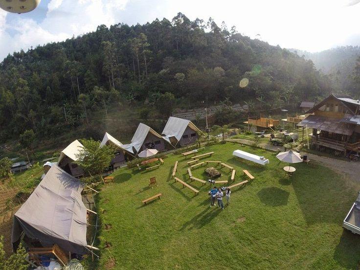 Legok Kondang Lodge Ciwidey, Jawa Barat Indonesia