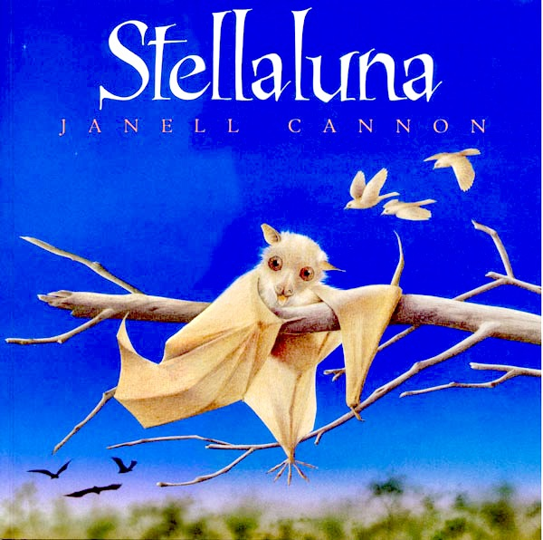 stellaluna by janell cannon book pdf