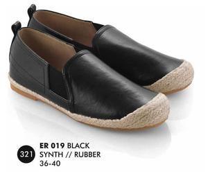 Sepatu Flat Wanita Casual Trendy [ER 019] (Brand Everflow) Free Ongkir