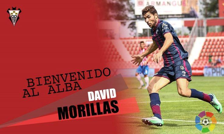 DAVID MORILLAS EL NUEVO DEFENSA PARA EL ALBA  Albacete Balompié David Morillas Deportes Fichajes 2017/2018 Fútbol Noticias deportes Nuevo Fichaje
