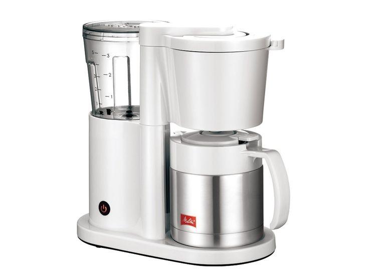Amazon.co.jp: Melitta(メリタ) ALLFI (オルフィ)【2-5杯 浄水フィルター付】 ホワイト SKT523W: ホーム&キッチン