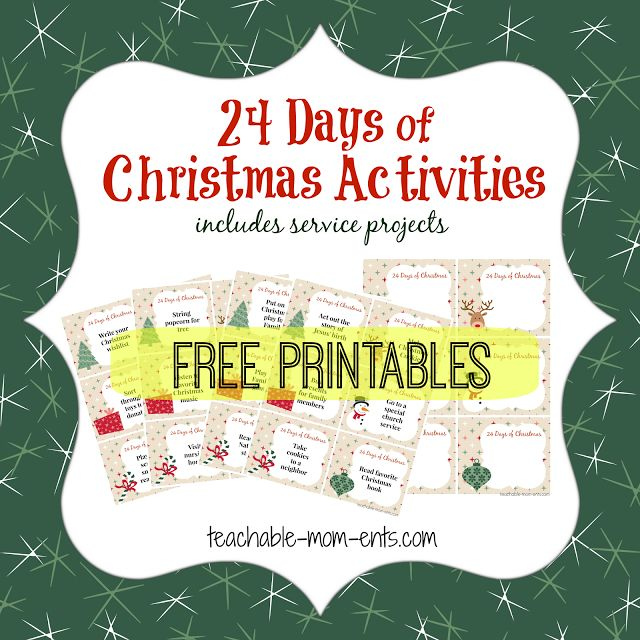 49 best 12 Days of Christmas images on Pinterest | Holiday ideas ...